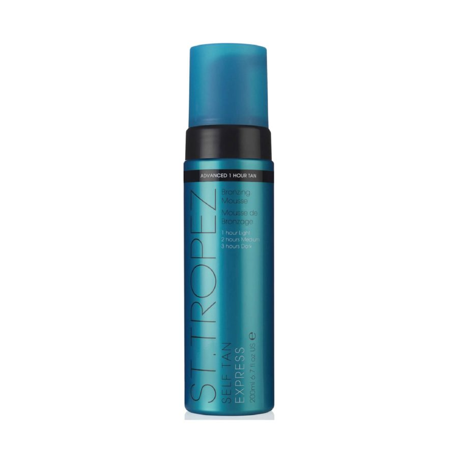 ST.TROPEZ EXPRESS BRONZING MOUSSE 200ml-01